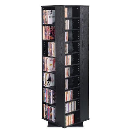 Spinning Tower Media Storage