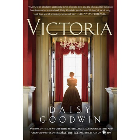 Victoria: A Novel of a Young Queen - Signed Copy