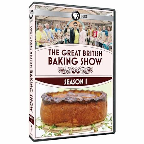 The Great British Baking Show: Season 1