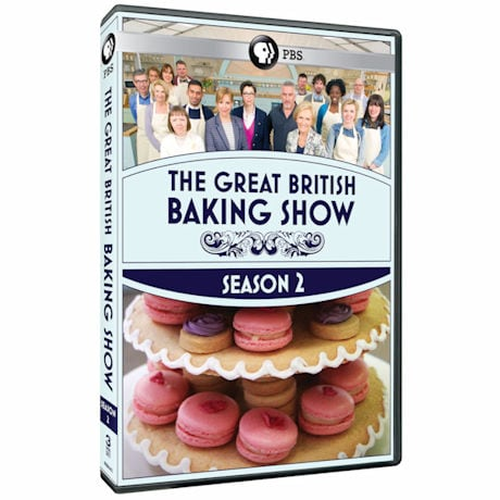 The Great British Baking Show: Season 2 DVD