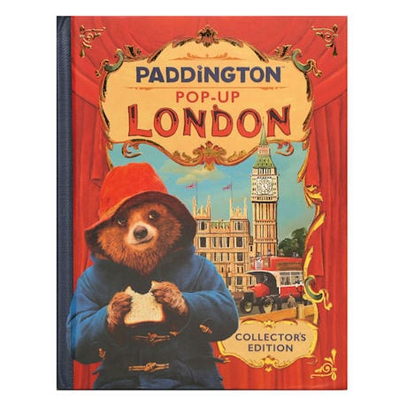 Paddington Pop-Up London Hardcover Book