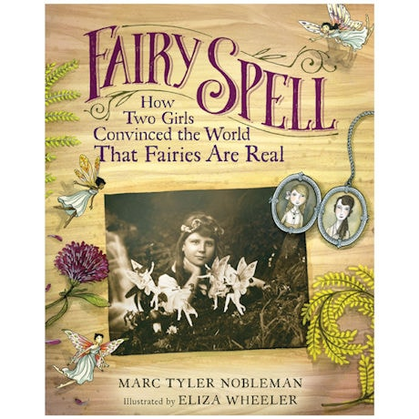Fairy Spell Hardcover Book