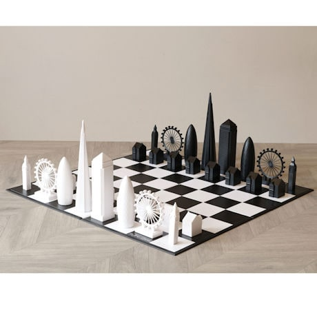 Skyline Chess Set: London