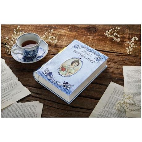 Novel Tea Tins