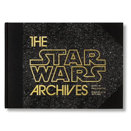 Star Wars Archives: 1977-1983 Hardcover