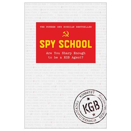 Spy School Hardcover