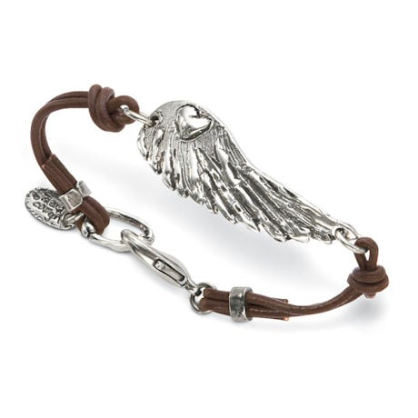 Soul Awake Bracelet in Silver Plated Bronze