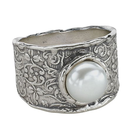 Pearl Ring  - Signature Series