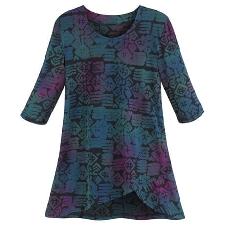 Su Placer Emmie Tunic Top