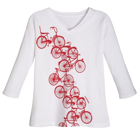 Bike Trail Tee