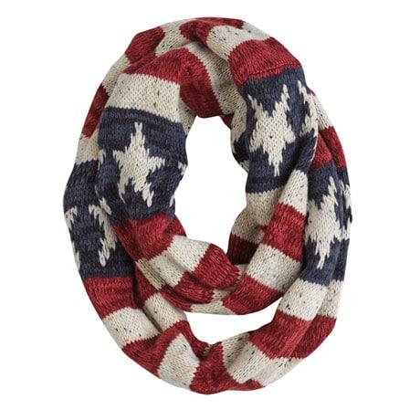 Americana Infinity Scarf