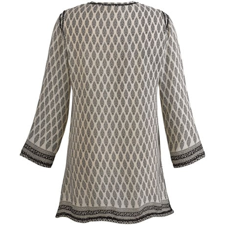 Madagascar Tunic Top