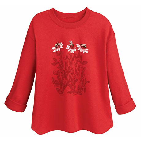 Honeybees Lightweight Fleece