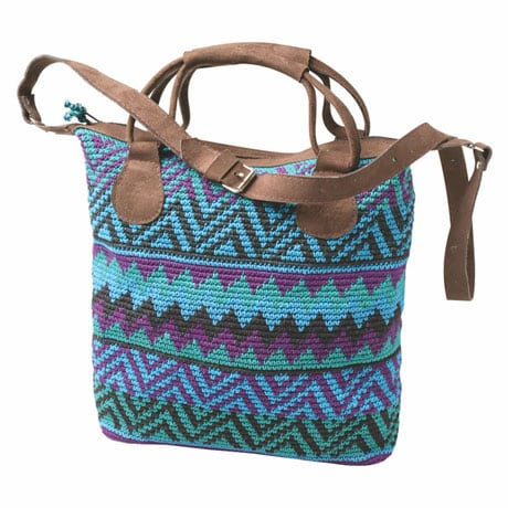 Seaside Sisal Overnight Tote