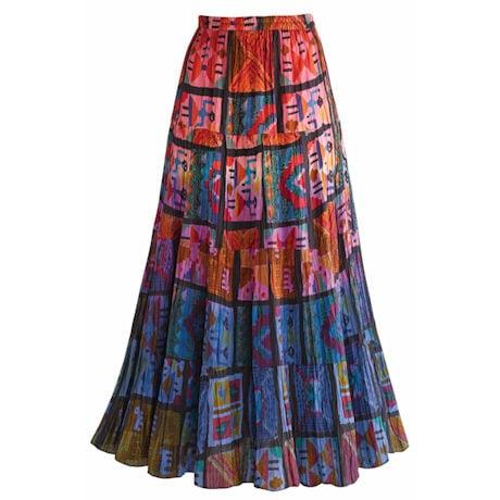 Desert Sunset Long Skirt