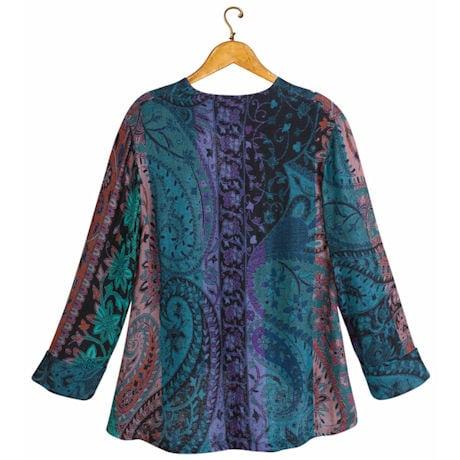 Arcadia Embroidered Jacket
