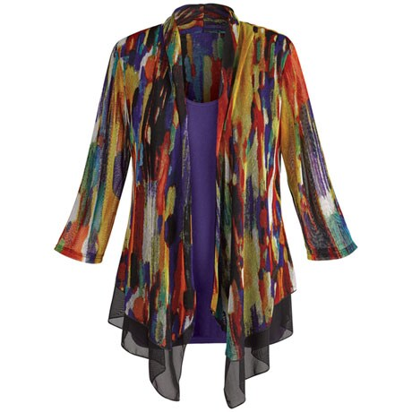 Fantasy Stripe Jacket
