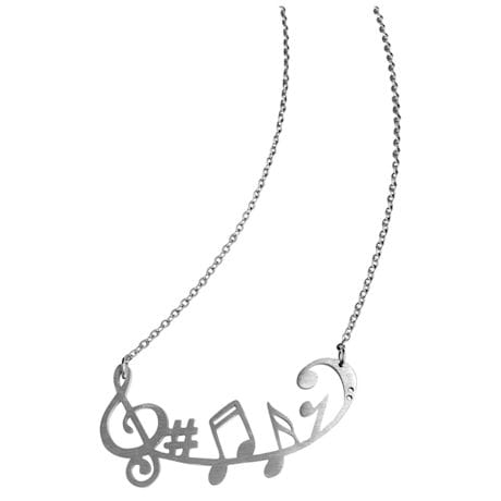 Music Musings Necklaces