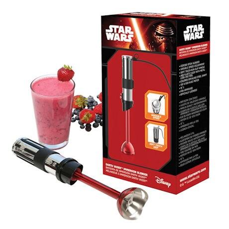 Set of 2 Star Wars™ Rogue One Darth Vader Lightsaber Handheld Immersion Blenders