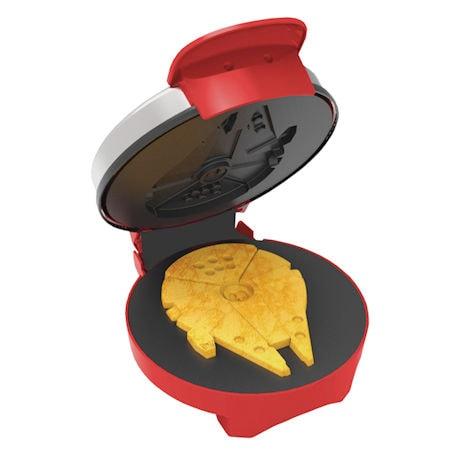 Disney Star Wars Round Millennium Falcon Waffle Maker