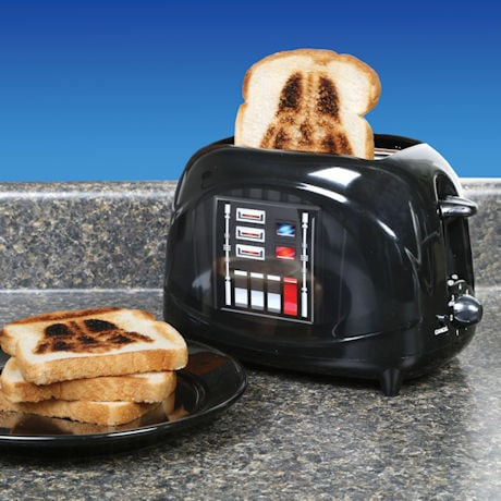Star Wars™ Empire Collection Darth Vader Chest Plate Character Toaster