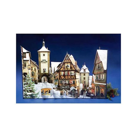 Rothenburg Advent Calendar