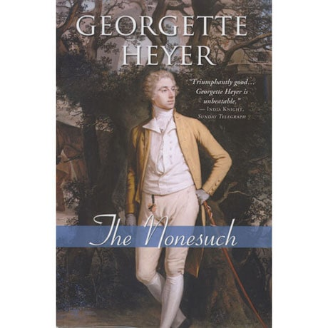 The Nonesuch Book