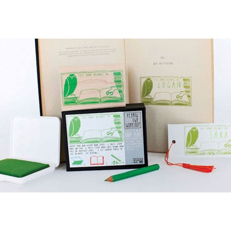 Custom Book Plate Kit