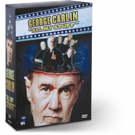 George Carlin: All My Stuff DVD
