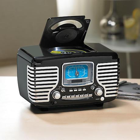 Corsair Clock Radio CD Player