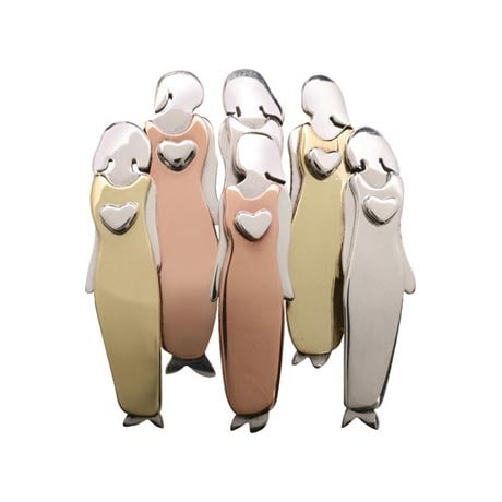Six Women Pin