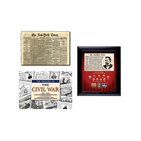 Civil War Collector's Set