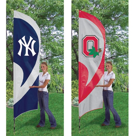 Licensed Sports Yard Flag - MLB