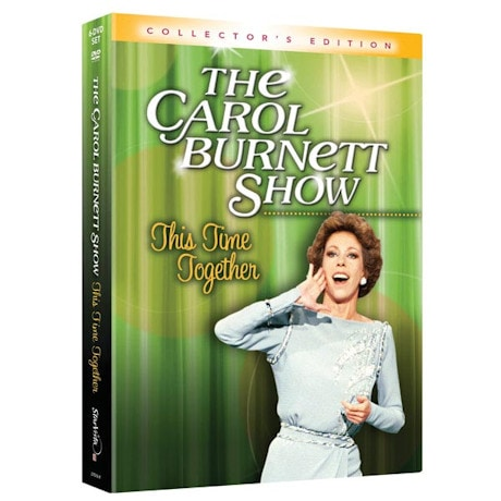 The Carol Burnett Show DVD Sets - This Time Together