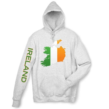 International Graphics Hooded Sweatshirt - Ireland