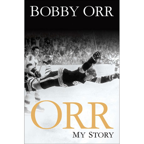 Bobby Orr: My Story - Unsigned
