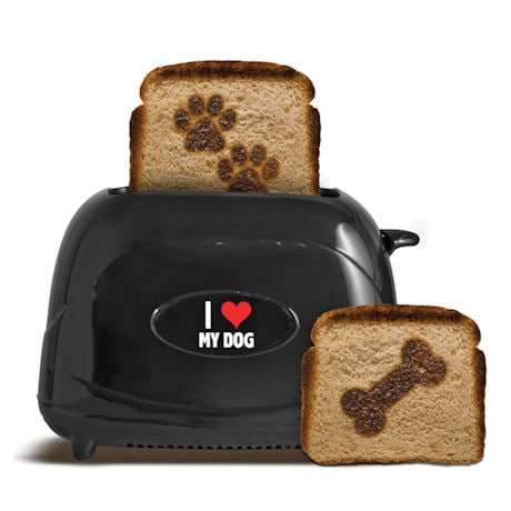 Pet Toasters - Pawprints