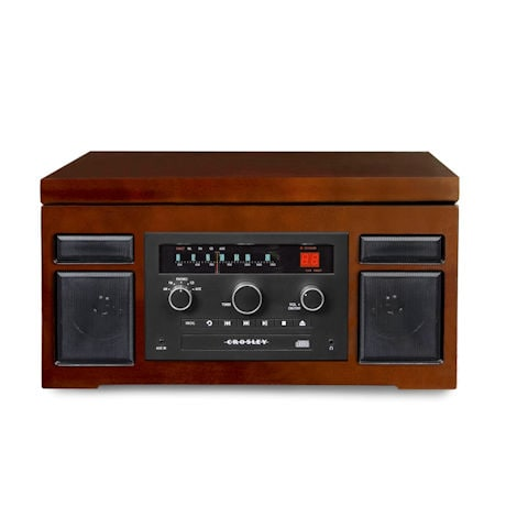 Patriarch 4-In-1 Entertainment Center