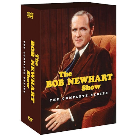 The Bob Newhart Show: The Complete Series DVD