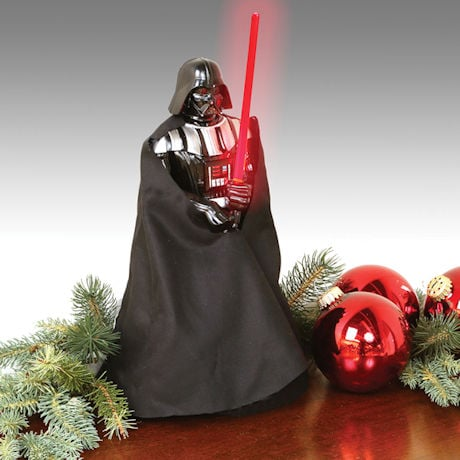 Star Wars™ Darth Vader Tree Topper With Led Light Saber