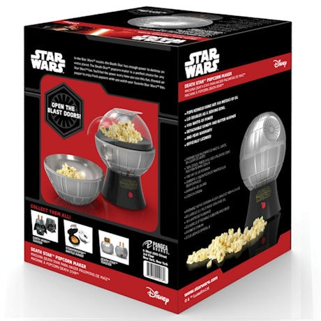 Star Wars Popcorn Maker