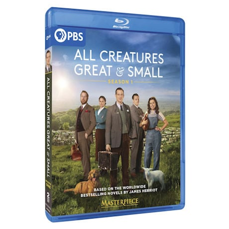 PRE-ORDER All Creatures Great & Small DVD
