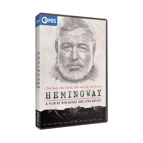 PRE-ORDER Hemingway: A Film by Ken Burns and Lynn Novick DVD & Blu-ray