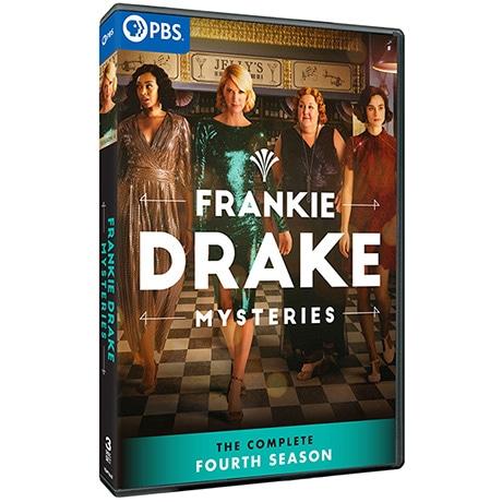 Frankie Drake Mysteries Season 4 DVD