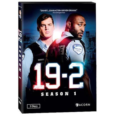 19-2: Season 1 DVD