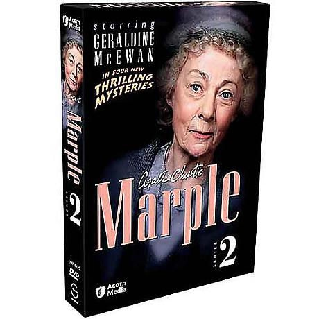 Agatha Christie's Marple: Series 2 DVD