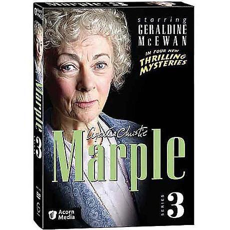 Agatha Christie's Marple: Series 3 DVD