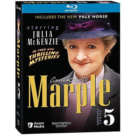 Agatha Christie's Marple: Series 5 DVD & Blu-ray