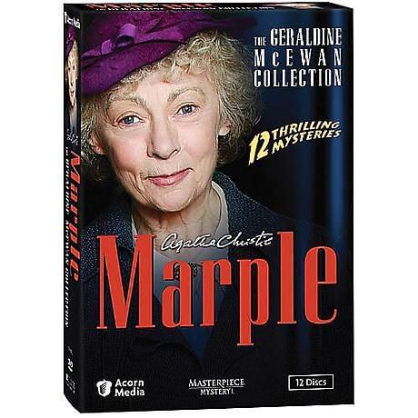 Agatha Christie's Marple: Geraldine McEwan Collection DVD
