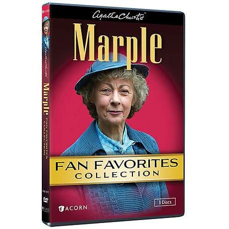Agatha Christie's Marple: Fan Favorites Collection DVD